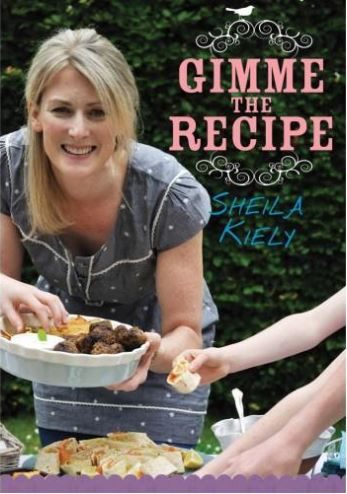 Sheila Kiely author Gimme the Recipe
