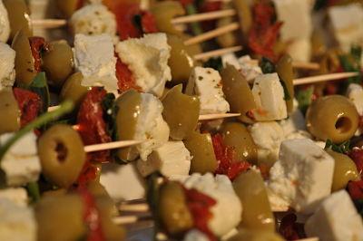Olive & Feta Bites