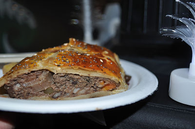 The Tannery Comeragh Game Pie