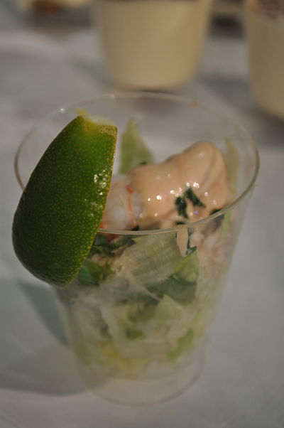 Wilde Crab & Prawn Cocktail