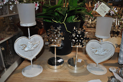 Hampton Villa Tealight Holders