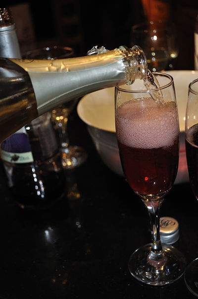 New year and a kir royale gimme the recipe kir petillant before kir petillant in the making thecheapjerseys Choice Image