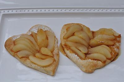 Brandy & Pear Galette