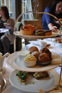 The Kitchen Hero's Tasty Tea at The Westbury Hotel Dublin