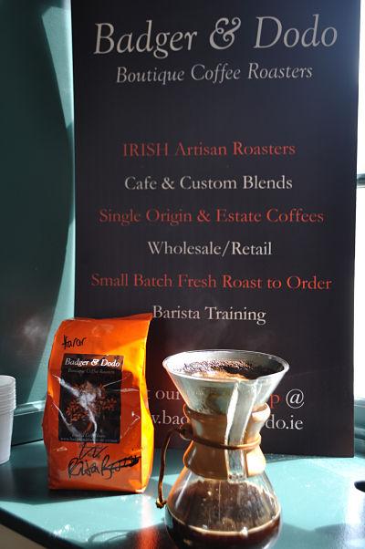 Badger & Dodo Coffee Making