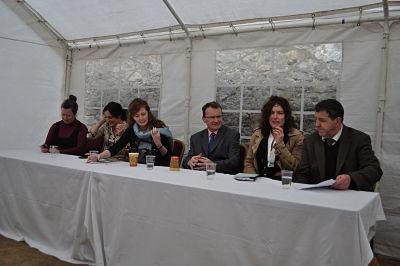 Waterford Festival of Food 2011 - Dungarvan Food Camp Panel