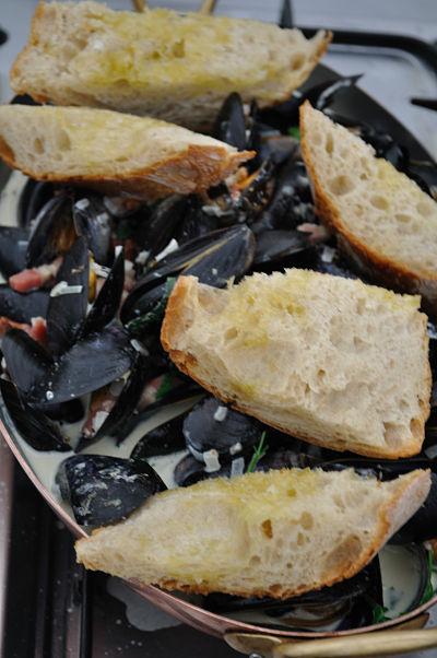 Cornstore Kinsale Mussels