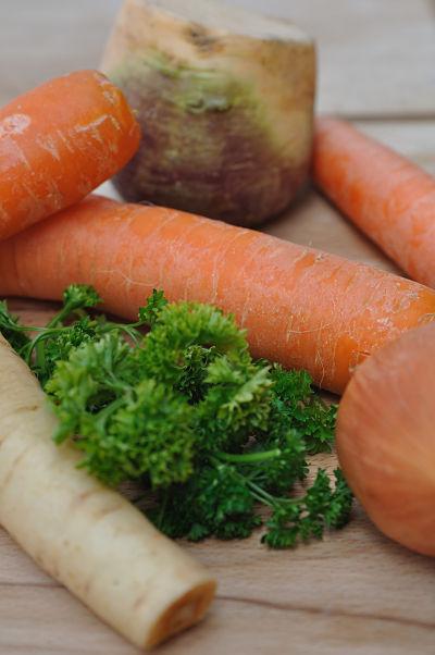Feel Good Vegetables