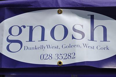 gnosh sign