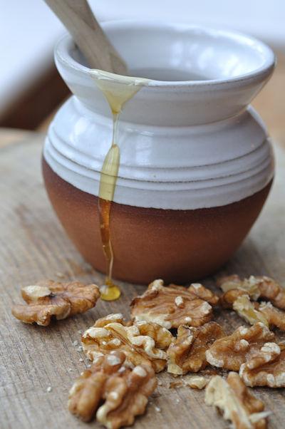 Honey & Walnuts