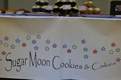 Sugar Moon Cookies & Cake