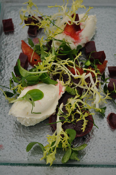 The River Lee Hotel Roasted Beetroot