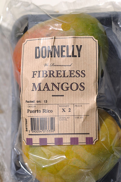 Donnelly's Mangos