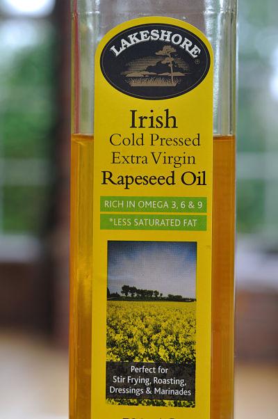 Lakeshore Rapeseed Oil
