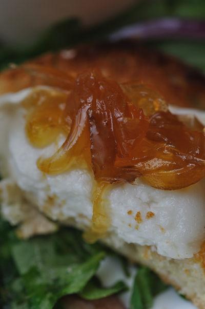 Red Onion Marmalade Up Close