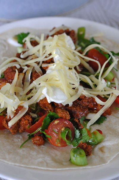 Spicy Beef Fajita Loaded