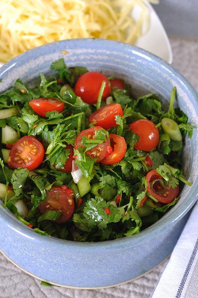 Tomato & Coriander Salsa