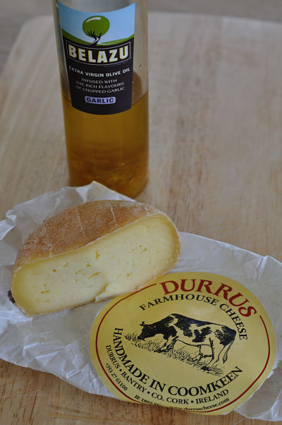 Durrus Farmhouse Cheese & Belazu