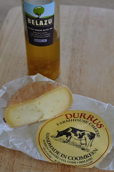 Durrus Farmhouse Cheese & Belazu