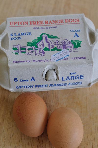 Upton Free Range Eggs