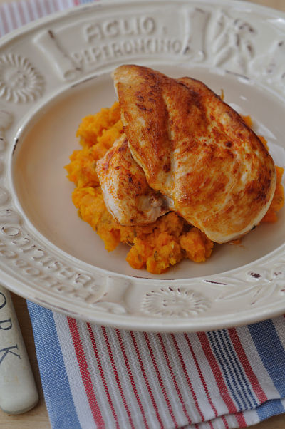 Pimenton Chicken