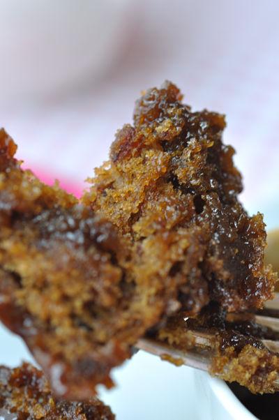 Sticky Toffee Pudding Moist Mouthful