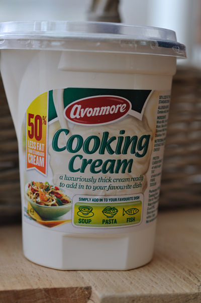 Avonmore Cooking Cream