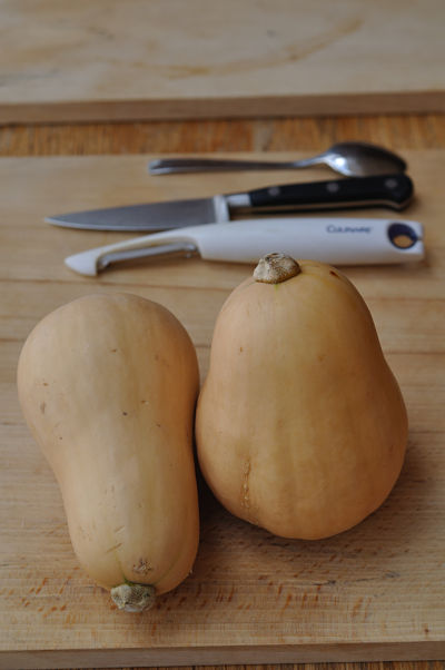 Butternut Squash whole