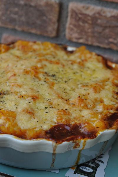 ... was definitely on overload. Cue 'Vegetarian Shepherd's Pie