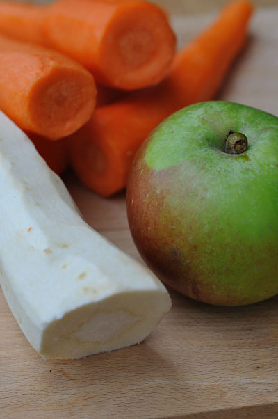 Bramley Apple, Parsnip & Carrot