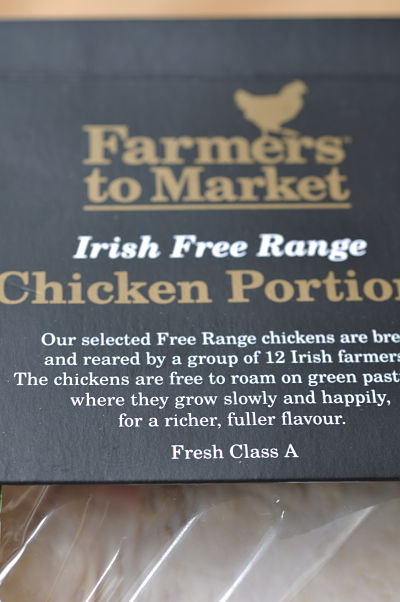 Farmers to Market Chicken Portions