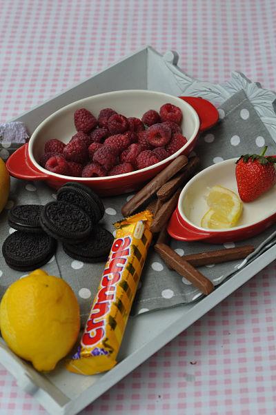 Goody tray