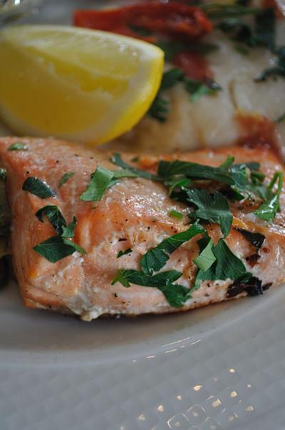 Irish Salmon