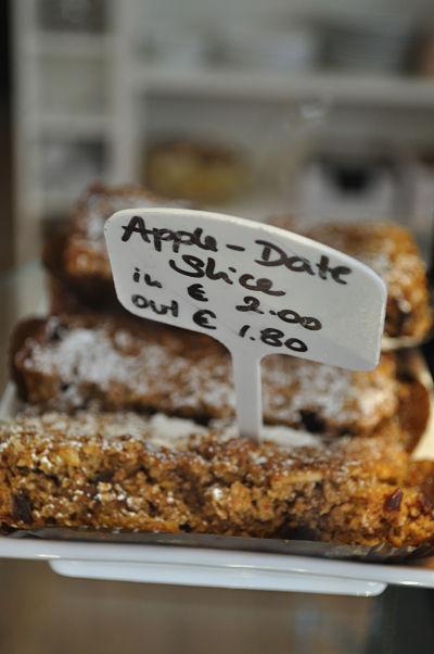 Apple & Date Slice