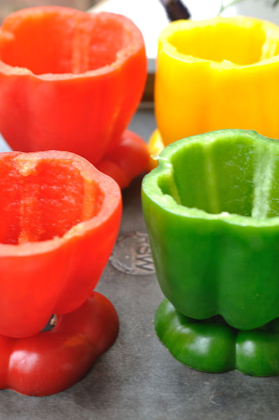 Peppers for stuffing