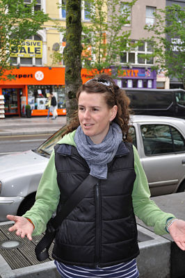 Alice of Fabulous Food Trails Cork