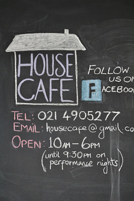 Opening Hours at House Cafe at the Cork Opera House