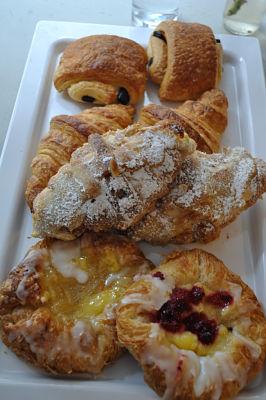 Pastries at Gulpd