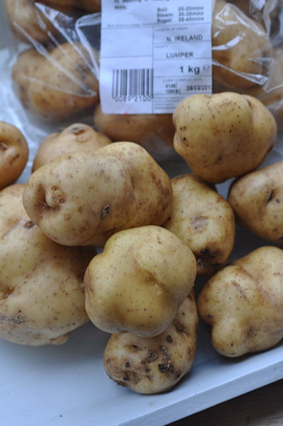 Lumper Potatoes