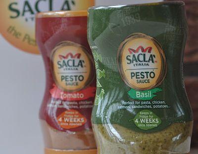 Sacla Squeezy Pesto