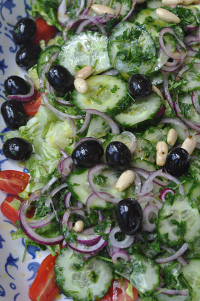 Jamie Oliver's Modern Greek Salad – Gimme the recipe