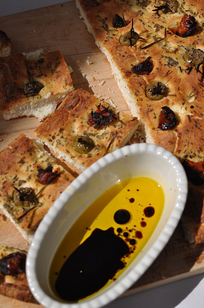Knorr Gluten Free Focaccia