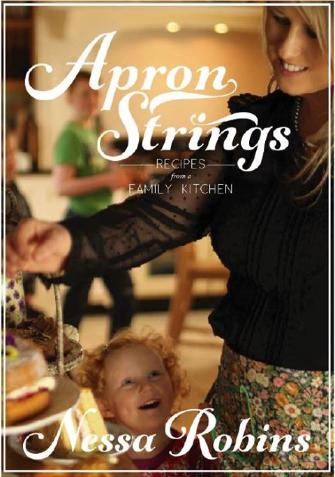 Apron Strings Cookbook by Nessa Robins