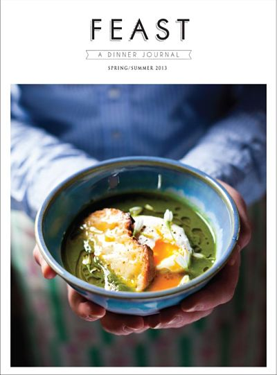 Feast Magazine Cover
