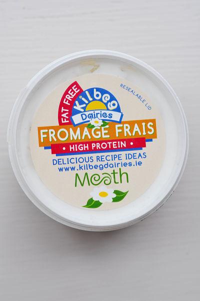Fromage Frais Kilbeg Dairies