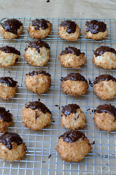 choc covered macaroons on rack_opt