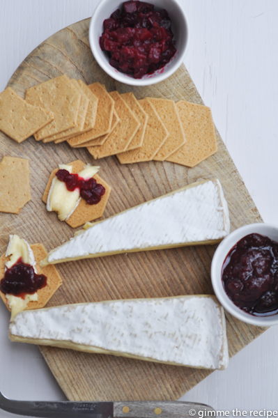 tipperary brie cheese board