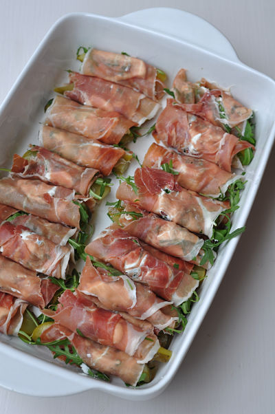 Party Food Mary Berry Canapes