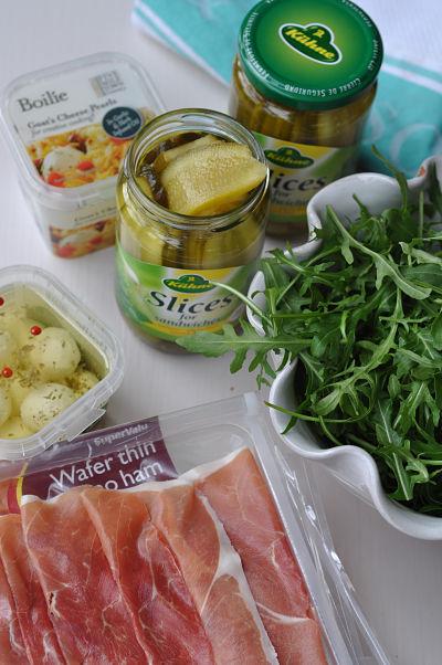 Simple Party Food Four Ingredients