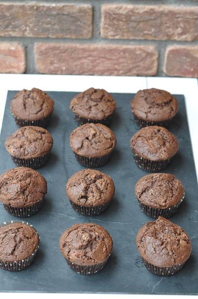 Chocolate Oreo Cupcakes